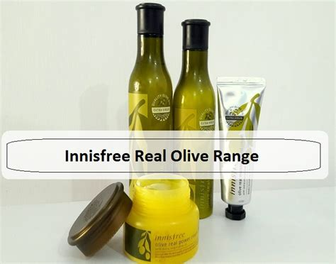 Innisfree Olive Real Lotion reviews innisfree olive real skin lotion power