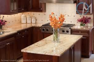Bathroom Countertops Home Depot Contemporary Kitchen Light Brown Granite Countertops