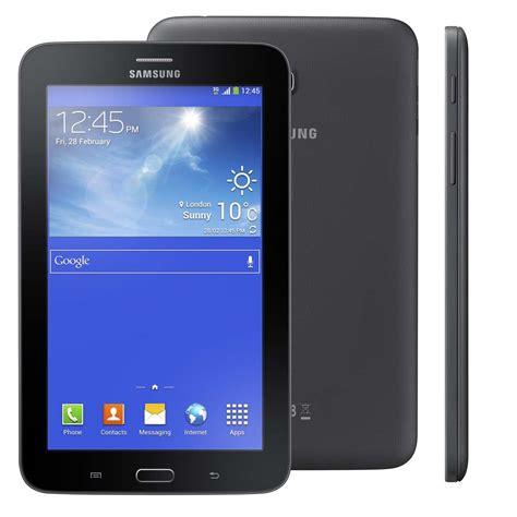 Second Samsung Tab 3 Lite 3g Tablet Samsung Galaxy Tab 3 Lite Smt111m Preto Tela 7 Wi Fi 3g 8gb Processador Dual