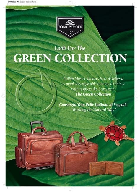 Tony Perotti The Green Collection - 33 best images about tony perotti green collection on