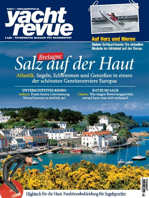 yacht yacht revue yachtrevue ausgabe mai 2011 yachtrevue at