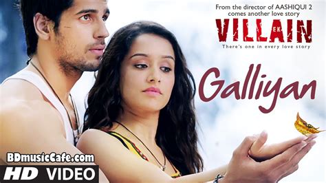 download mp3 from villain galliyan full mp3 song ek villain movie download bd