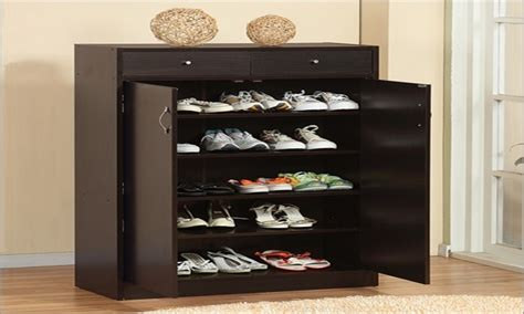 Asian dressers, storage armoire with shelves shoe storage
