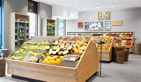 De Shop by Food Sales Areas Shop Retail Applications Trilux