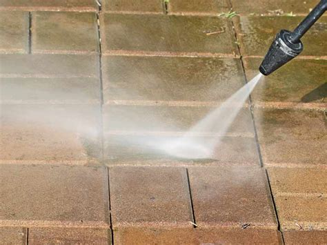 how to clean a patio with a pressure washer how to clean a patio saga