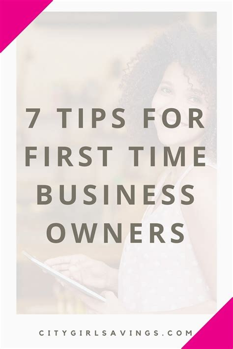 7 Tips On Using For Business by 7 Tips For Time Business Owners City Savings