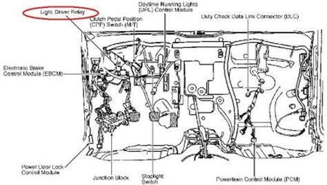 brake lights dont work but running lights do 2003 silverado daytime running light wiring diagram