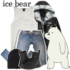 Kaos We Bare Bears Fightmerch the only way these guys get around is the stack this we bare bears hoodie features the san