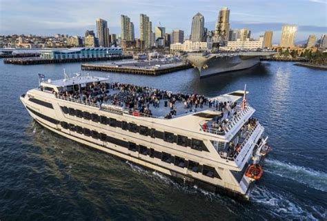 san diego dinner inspiration hornblower is the largest dinner cruise ship