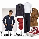 Tenth Doctor Costume Tie   500 x 500 jpeg 34kB