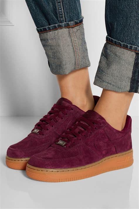 Boots Anak Piotex Grey Suede Babypink 1 nike air 1 07 suede sneakers in purple lyst