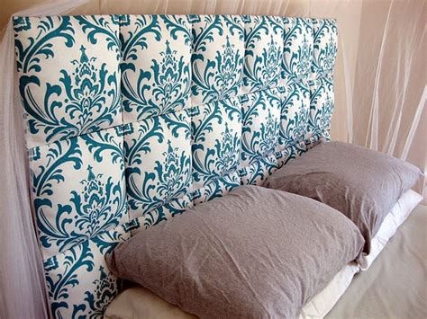 Easy Upholstered Headboard Tutorial Diy Headboards Fabric Covered Headboard Diy