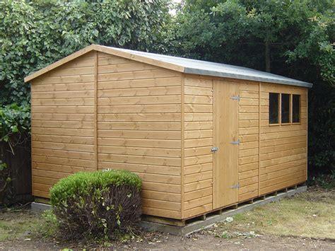 bespoke super apex shed    surrey shed manufacturer