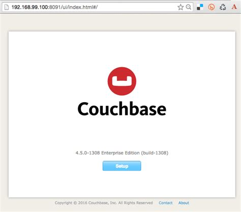 couch base couchbase docker container voxxed