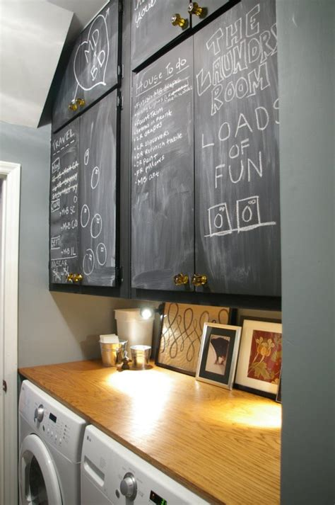Diy Laundry Room Cabinets Lovely Laundry Room Makeover 187 Curbly Diy Design Community