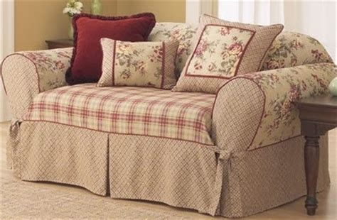 how to make sofa covers at home how to make a fitted sofa slipcover easily