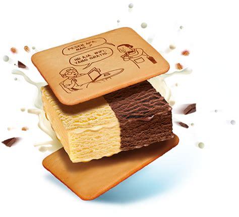 Lemari Es Krim Walls hmm uniknya es krim rasa komik ini dhc indonesia
