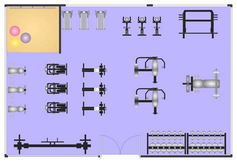 fitness gym floor plan gym layout gym and spa area plans gym layout plan