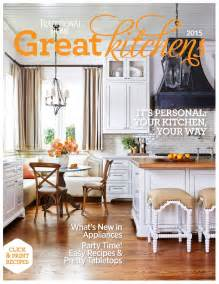 traditional home magazine traditional home great kitchens entertaining ideas