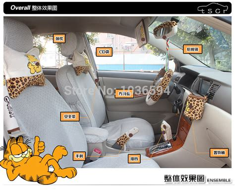 garfield auto seat covers auto accessories garfield car upholstery steering