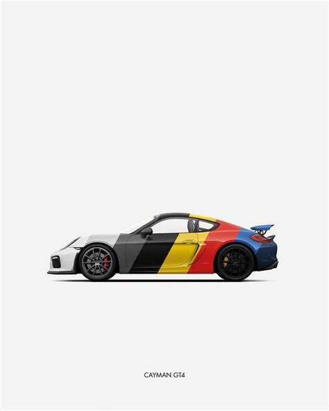 porsche poster everybody wants one all the choices you might want gt4 prints available soon