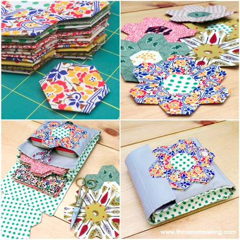 tutorial paper piecing quilting english paper piecing tutorial series the zen of making