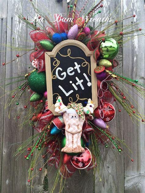 swags wreaths swag wreath decor