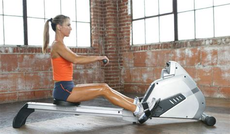 rowing machine do s and don ts popsugar fitness