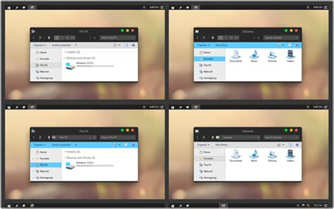 themes pour pc windows 7 top 10 des th 232 mes pour windows 10