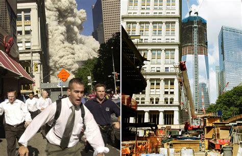 imagenes fuertes muertos torres gemelas en fotos la ciudad de nueva york diez a 241 os despu 233 s del 11 s