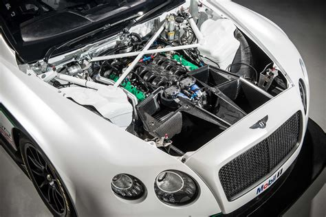 Bentley Continental Gt3 Engine Photo 1