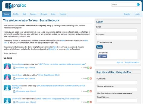 8 great social networking cms cms critic list of social network software cms critic
