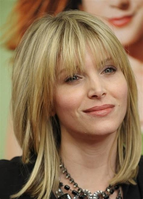 easy hairstyles for medium length hair with bangs hairstyles medium length with bangs