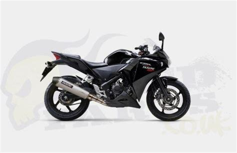 honda cbr 250cc yasuni 4 exhaust honda cbr 250cc 2011 gt pedparts uk