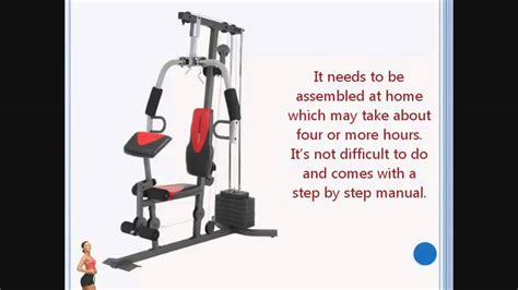 weider 2980 x weight system review