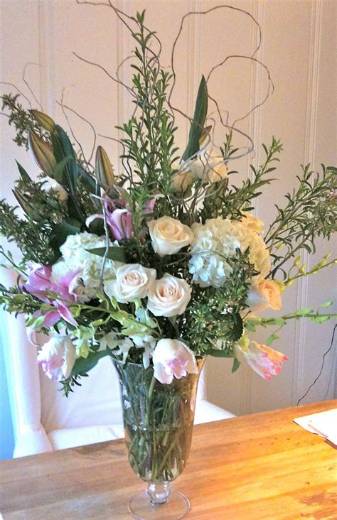 diy floral arrangements jenny steffens hobick diy large flower arrangement