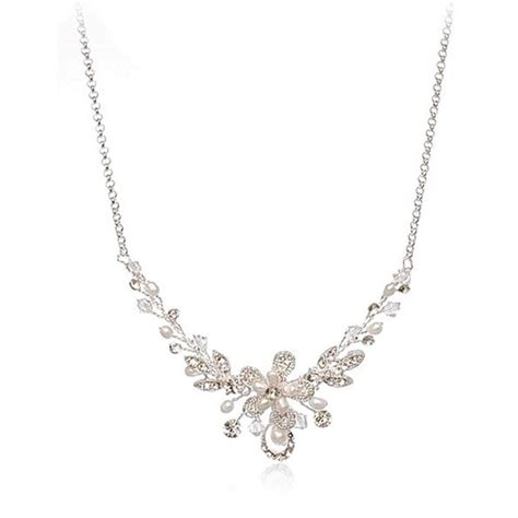 Wedding Bouquet Necklace by Bouquet Necklace Wedding Dress From Totally Cherished
