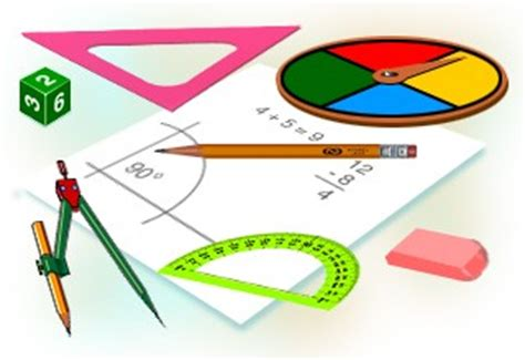 Mat Tools by Math Clipart
