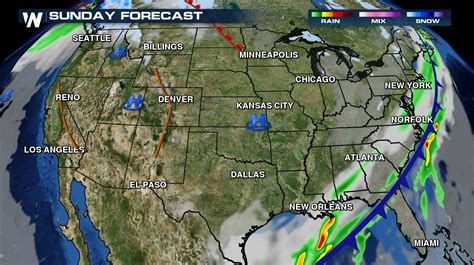 Weekend Pics Nation 3 by Weekend Weather Outlook Weathernation