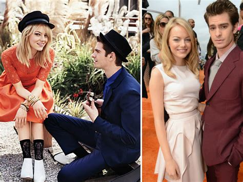 emma stone partner amped dangerous top 3 hollywood couples atm