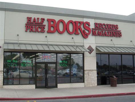 half price books in san antonio tx 210 349 1