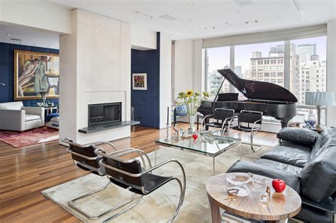 Duplex Apartment In New York Gorgeous Duplex Penthouse In Chelsea New York City