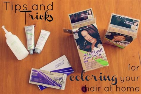 coloring your hair at home coloring your hair at home tip junkie