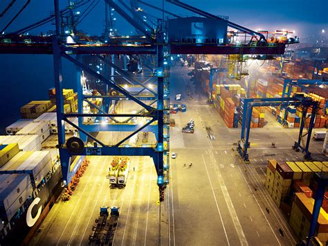 santos brasil brings benefits from booming ports brazil wide the new economy