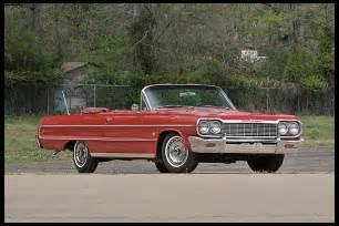 1964 chevrolet impala convertible 64 chevy