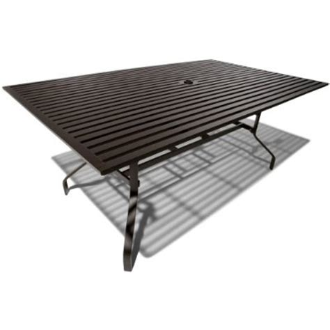 72 inch patio dining table large patio dining table by