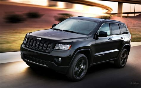 Jeep Grand All Black Cars Journal New Jeep Grand Concept