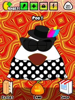 mod game pou terbaru cheat unlimited koin game pou android terbaru