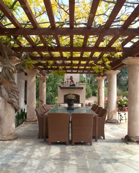 Tuscan Inspired Backyards by Triyae Tuscan Inspired Backyard Patio Pictures Various Design Inspiration For Backyard