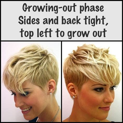 hair styles while growing into a bob hair styles while growing into a bob chic modern pixie
